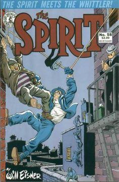 The Spirit (No.58)