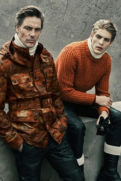 Belstaff Fall 2015 Menswear Collection Photos - Vogue