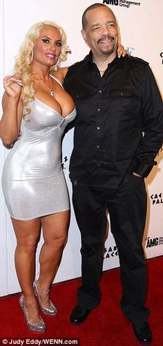 Ice-T Shares His Love for His Voluptuous Wife Coco