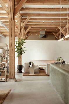 Natural Living, Loft Spaces, Living Spaces, Living Room, Kitchen Living, Showroom, Bokashi, Bungalow 5, Cosy Corner