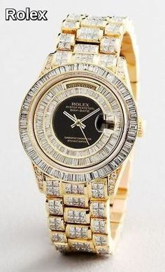 Rolex with the diamonds keep me shinin' / Gotta have perfect timin' when I'm ridin'
