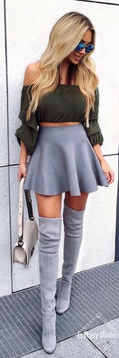 Earth Tones // Fashion Look by Janine Wiggert