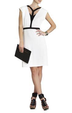Katryn Sleeveless A-Line Dress BCBG Max Azria $138.60 www.hukkster.com