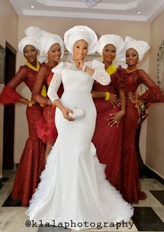 Nigerian Wedding Presents Tese's Fashionable Shoot ~DKK ~African fashion… Nigerian Bride, Nigerian Weddings, African Weddings, African Wedding Attire, African Attire, African Dresses For Women, African Women, African Bridesmaid Dresses, African Beauty