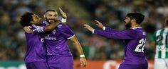 ريال مدريد يقسو على ريال سوسييداد في الليغا