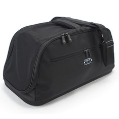 Felix Chien - SleepyPod Air Dog Carrier - Jet Black, $154.99 (http://www.felixchien.com/sleepypod-air-dog-carrier-jet-black/)