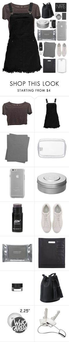 """IN A WAY I NEVER FELT BEFORE"" by constellation-s ❤ liked on Polyvore featuring Topshop, Boohoo, Shinola, John Lewis, Case-Mate, Hermès, Fendi, Dermalogica, 3.1 Phillip Lim and Georg Jensen"