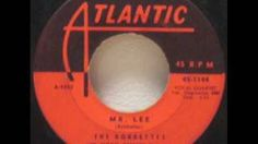 The Bobbettes - Mr Lee