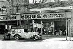 Johnson & Sons showroom, top end of Brisbane Street, Ipswich, Qld, Australia Ipswich Qld, Brisbane City, The Golden Years, Queenslander, Shop Fronts, Sunshine State, Vintage Photographs, Historical Photos, Old Photos