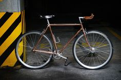 Buck's Conversion - EighthInch Fixed Gear Bike Contest - http://www.facebook.com/EighthInch