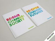 Des1gn ON - Blog de Design e Inspiração. - http://www.des1gnon.com/2013/05/9-identidades-visuais-que-voce-deve-ter-como-referencias-2/ Benevolent Society branding