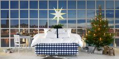 Wishing you a happy deep sleep.   Accessories included.    hastens.com
