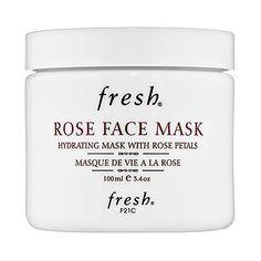 Fresh Rose Face Mask 3.3 oz  http://www.allbeautysecret.com/fresh-rose-face-mask-3-3-oz-2/