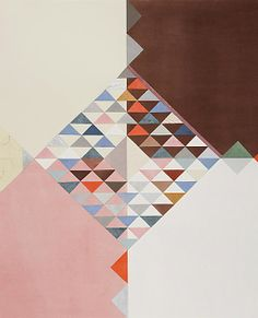 Brown, Pink and White with Diamond, 2010