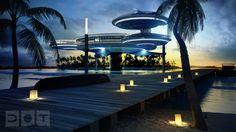 Underwater hotel to be built in Dubai.