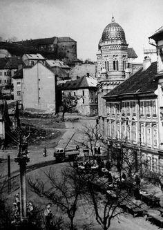 Neologicka synagoga Bratislava Slovakia, Old City, Time Travel, Past, Photography, Locomotive, Memories, Times, Vintage