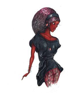 blusa grafite - técnica mista #lápisdecor #marker #nanquim #fashion #illustration  #draw