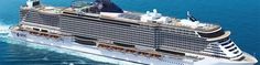 MSC Cruises Announces New Ship and Opens Mediterranean Bookings  MSC Cruises' innovation in luxury is coming to the Mediterranean in 2018 with the announced launch of the MSC Seaview.     The sister ship to the MSC Seaside (to be launched in December 2017), the Seaview is the second of the next-generation smart cruise ships planned by MSC. Built by Italian shipbuilding group Fincantieri, the Seaview is being designed to bring guests closer to the sea in every conceivable way.