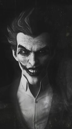 Troy Bakers joker One of my favorite jokers and getup