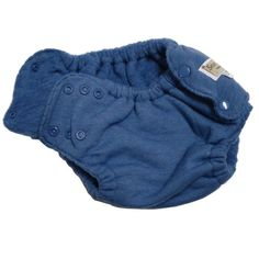 blue wool terry cover - large