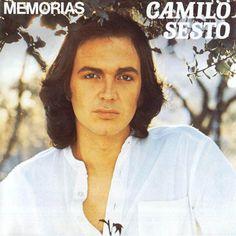 Caratula Frontal de Camilo Sesto - Memorias