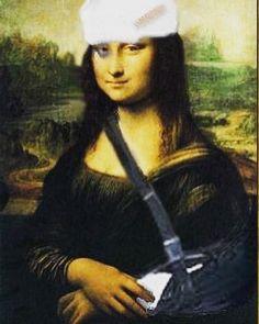 Acidental Mona boy Flor #monalisa #mona #lagioconda #davinci #funny #lajoconde #funnyart #gioconda #giocone  #louvre #crazygirl #funnypics