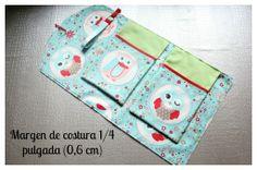 DIY: Cambiador para bebé con tela minky ~ Sara's Code: Blog de Costura + DIY