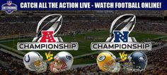 Watch NFL Conference Championships 2015 Live Online Streaming