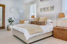 Villa Olivier - Second Bedroom - Nox Rentals