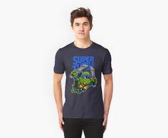 Super Turtle Bros - Leo by Punksthetic