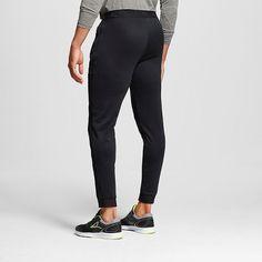 Men's Tech Fleece Jogger Sweatpants - C9 Champion Black 2XL, Size: Xxl