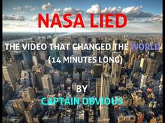 How Nasa almost destroyed the Flat Earth/Dome/Tent Reality. The True Story - YouTube