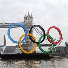 Tower Bridge - 2012 Olympics