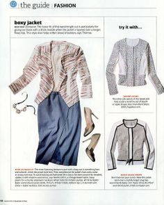 Featured in March 2014 Real Simple