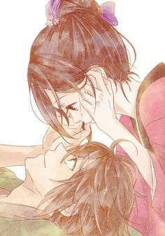 cute manga love it kills you reading it, because you want this for yourself