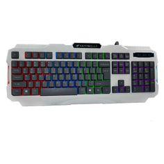 Hand Gamer Set Kit Led External Keyboard Keypad Chromatic Computer /& Office