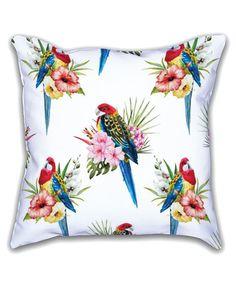 This Birds Pillow Case is perfect! #zulilyfinds