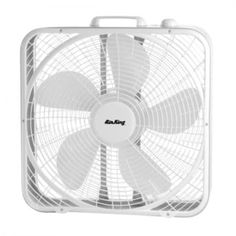 Air King 9723 20-Inch 3-Speed Box Fan Look Good Feel Good, One With Nature, Home Office Design, King, Box, Top 14, Grills, Coloring Books, Bedding