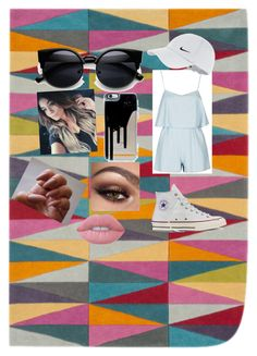 """😍😍😍"" by adine233 on Polyvore featuring Converse, NIKE and Lime Crime"
