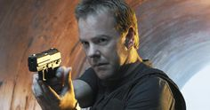 Kiefer Sutherland Is Done with '24' But Not Jack Bauer -- Kiefer Sutherland doesn't want to star in a whole new '24' series as Jack Bauer, but he is open to coming back in a cameo appearance. -- http://movieweb.com/24-tv-spinoff-kiefer-sutherland-jack-bauer-cameo/