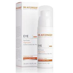 10 Produkttester mit eigenem Blog gesucht für DR. KITZINGER Skin Care EYE Augencreme
