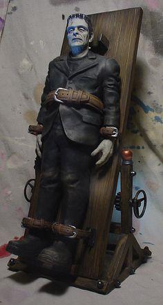 Glenn Strange Frankenstein Monster