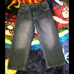 TODDLER CHAMS BLACK DENIM JEANS 4T GENTLY USED & WELL STORED PLEASE ASK ME TO DOUBLE CHECK BEFORE PURCHASING. I SELL IN OTHER SITES & THE DAY CAN GET HECTIC :) BUNDLING IS AN OPTION I ANSWER ?'s 6:30AM - 8:30PM PACIFIC TIME WHEN I AM NOT DRIVING. I WILL ALWAYS TRY TO GET BACK TO YOU ASAP BUT AS WE ALL KNOW LIFE'S A LIL FUNNY SOMETIMES ;) QUESTIONS AFTER 8:30pm WILL BE ANSWERED NEXT DAY.  THANKS FOR YOUR INQUIRY & HOPE Y'ALL HAVE A GREAT DAY CHAMS Jeans