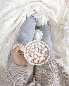 Cozy Hot Chocolate <3