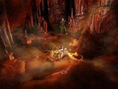 Geologische Phänomene in Märchen