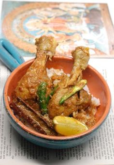 Murgir Jhol, Bengali Chicken Curry Royal