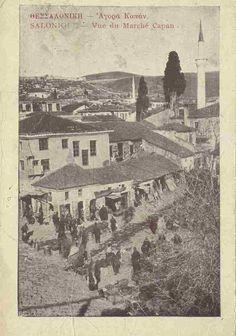 Thessaloniki, Old Photos, Greece, Vintage World Maps, Europe, Old Pictures, Vintage Photos, Old Photographs, Grease