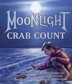 Leena and her mom volunteer each summer to count the horseshoe crabs that visit their beach. With their dog Bobie at their sides, the duo spends a night on the shore surveying horseshoe crabs who have come to mate and lay eggs. Readers will learn valuable facts about these ancient animals and how they can get involved in the effort to conserve horseshoe crabs.
