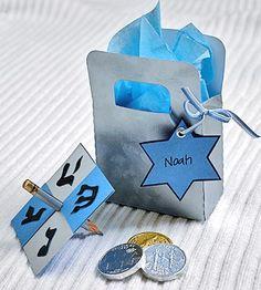 Hanukkah Party Favor