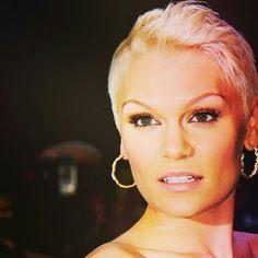 Jessie J. I love her, she's happy, inspirational, and brave